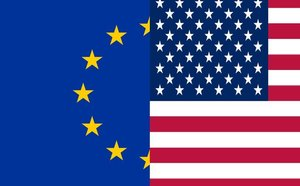Taux de change euro dollar US EUR/USD