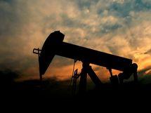 Graphique cours du pétrole brent