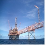 Graphique cours du pétrole WTI Light