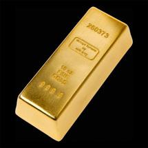 Graphique cours de l'or (XAU/USD)