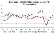 Inflation flash zone euro en janvier 2011 : nouvelle hausse