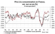 Inflation en France juin 2011 : en légère hausse