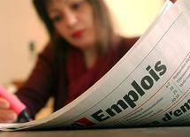 Le chômage dans les régions en France en août 2011