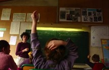 Le nombre d'élèves par classe en France dépasse largement la moyenne européenne